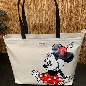 Kare Spade Minnie Mouse purse